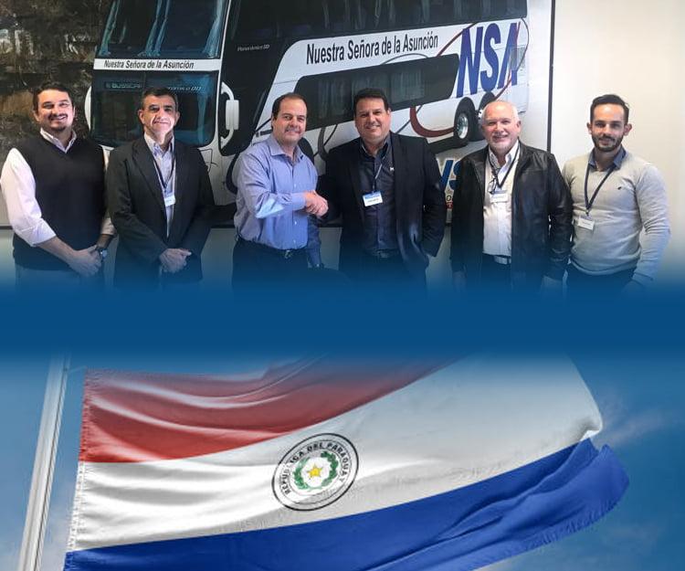 Migrate expande mercado para o Paraguai
